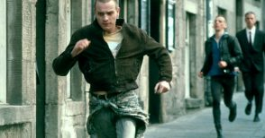"""L'artista del coltello"": Welsh torna alle atmosfere di ""Trainspotting"""