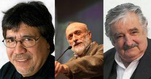 Per un mondo sostenibile e solidale: dialogo tra Sepúlveda, Petrini e Mujica