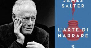 James Salter: confessioni sulla scrittura e consigli agli aspiranti autori